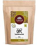 Biotiva OPC Traubenkernextrakt Pulver 100g - 95% OPC - hochdosierte Premium Qualität - ohne Zusatzstoffe - aus reifen, roten Weintrauben - kontrolliert und abgefüllt in Deutschland