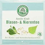 Lebensbaum Sanfte Kraft Kräutertees Im Teebeutel - Einzeln Kuvertiert - Blasen- Und Nierentee, 24 g