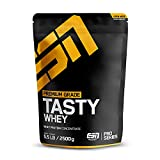 ESN Tasty Whey Protein, 2500g Big Pack, Double Chocolate