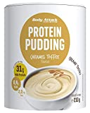 Body Attack Protein Pudding Caramel Toffee Cream, 210 g