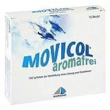 Norgine GmbH Movicol aromafrei Pulver zur Herstellung einer Lsung, 10er Pack, 137 g