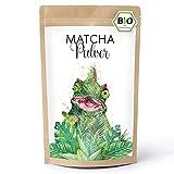 BIO Matcha Pulver für Matcha Latte oder Matcha Tee