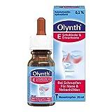 Olynth E Nasentropfen bei Schnupfen, 20 ml Lösung