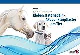 Kleben statt nadeln - Akupunkturpflaster am Tier