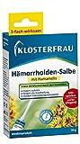 Klosterfrau Hämorrhoiden-Salbe | Mit Hamamelis | Spürbare Hilfe bei Juckreiz, Nässen und Brennen | Vorratspack | 6x 30g