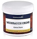 Weihrauchcreme Extra Stark | 200ml | Weihrauch Creme / Salbe lindert Gelenk-, Nacken-, Arthrose-, Muskelschmerzen und Erkältung