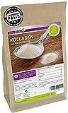 Collagen Pulver 500g - aus Weidehaltung und zertifizierter grasfütterung - Kollagen Hydrolysat Peptide Typ 1,2 und 3 Eiweiss - Premium Qualität