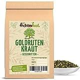 Goldrutenkraut geschnitten getrocknet 100 g Goldrutentee - Goldrutenkraut-Tee Goldrute vom-Achterhof