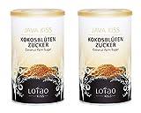 Lotao Kiss Java Kokosblütenzucker, 2er Pack (2 x 250 g)