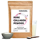 NEU Collagen Pulver I Kollagen Hydrolysat aus Weidehaltung mit Kollagen Peptiden Typ 1, 2 & 3 I Für Haut, Nägel, Haare, Knochen & Muskeln (450g)