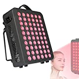 HAIT Rote Lights Rotlichtlampe, Beauty-Lampe mit Rot 660nm & Nahinfrarot 850nm, Berührungsempfindlicher Bildschirm LED-Lampen für Hautpflege, Muskel und Gelenkschmerzen