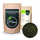 1 kg Brennnesselsamen | Aus Wildsammlung naturbelassen | Vegan | Rohkost | justaste Qualität | Brennessel Samen ganz