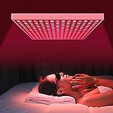 Fetcoi 225 LEDs Infrarot-Lampe Panel Wärmestrahler Wärmelampe Therapie Rotlichtlampe