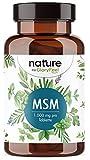 MSM 2000mg mit natürlichem Vitamin C - 365 Tabletten - Laborgeprüft & Vegan - Organischer Schwefel u.a. für Gelenke* - Ohne Zusätze in Deutschland hergestellt