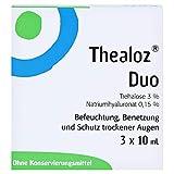 Thealoz Duo Augentropfen, 30 ml Lösung