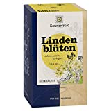 Sonnentor Bio Lindenblüten-Tee, 18 Beutel (1 Packung)