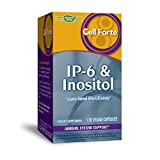 Enzymatic Therapy   Cell Forte   IP-6 & Inositol   120 vegetarische Kapseln   Immunsupport