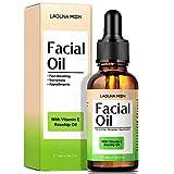 Lagunamoon Gesichtsöl für Frauen Anti-Aging & Feuchtigkeitsspendendes, Gesichtsöl mit Hagebuttenöl- und Jojobaölmischungen, Vitamin und Kakaobutter für trockene empfindliche Haut, vegan 30 ml