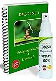 Leivys DMSO Spray + Magnesium mit Dimethysulfoxid 99,9% Reinheit, bequeme Anwendung, effektive Wirkung 100ml, mit gratis PDF Handbuch