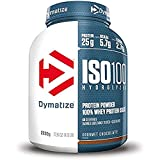 Dymatize ISO 100 Gourmet Chocolate 2,2kg - Whey Protein Hydrolysat + Isolat Pulver