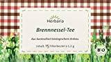 Herbaria Brennnessel-Tee 15FB , 1er Pack (1 x 18 g Beutel) - Bio