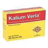 KALIUM VERLA Granulat Btl. 20 St