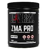 Universal Nutrition ZMA Pro Testosteron Unterstützung Muskelaufbau Kapseln, 180 stück