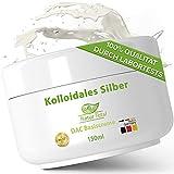 Kolloidales Silber Creme - 150 ml - eine natürliche Silbercreme - Silber Basiscreme - Einführungspreis