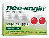 Neo-angin zuckerfrei Halstabletten, 48 St.