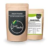 2 kg Inulin Pulver aus der Chicorée Wurzel | hoher Ballaststoffgehalt | vegan