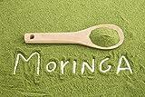 1 kg BIO Moringa Blattpulver - Meerrettichbaum Pulver Moringapulver Rohkostqualität