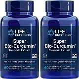 Life Extension, Curcumin Elite, 500 mg, 60 vegane Kapseln, 2er-Pack