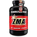 ZMA | 120 Kapseln | HOCHDOSIERT | 25mg Zink pro Kapsel + Magnesium & Vitamin B6 | Arzneibuchqualität | Vegan | Deutsche Herstellung