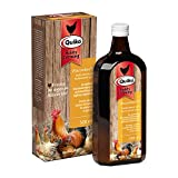 Quiko Hobby Farming Vitacombex H 500ml - Multivitaminsaft für Hühner, Wachteln & Geflügel - Optimale Vitaminversorgung für Hühner - Bei Klimawechsel, Auseinandersetzungen und körperlichen Belastungen