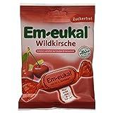 Em-Eukal Hustenbonbons Wildkirsche, 75g