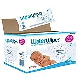 WaterWipes 400021 Baby Feuchttücher Empfindliche Haut, 99,9% gereinigtes Wasser, 12 x 60 Feuchttücher (720 Feuchttücher)