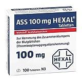 ASS 100 HEXAL Tabletten 100 St