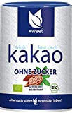 Xweet: Bio Trink Kakao 300g - gesüßt mit Erythrit