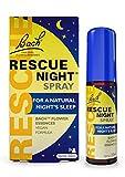 Unbekannt Bach Rescue Nacht-Spray Alkohol-Frei für Natürlicher Schlaf 20ml