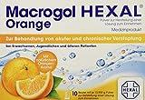 HEXAL Macrogol Hexal Orange, 10 Stück
