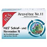 H&S Schlaf- und Nerventee N Filterbeutel, 20X2.0 g