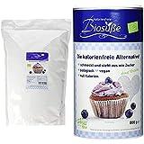 BIOSÜSSE Sack Vorratsmenge, 5 kg & Kalorienfreie Biosüße Dose, 1er Pack (1 x 800 g), TT040300005