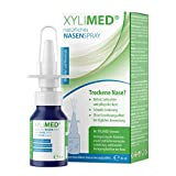 XYLIMED Natürliches Nasenspray Erwachsene | 45ml Allergie Nasenspray | Auch Nasenspray Kinder | Nasendusche & Meersalz Nasenspray Alternative