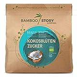 Kokosblütenzucker biologischen BAMBOO STORY 400g