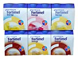 Fortimel Energy von Nutricia 6 x 4 x 200 ml gemischt