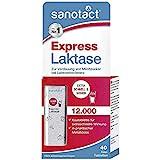 Sanotact Express Laktase 12.000 FCC Tabletten 6x40St.
