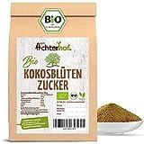 Kokosblütenzucker Bio 1000g   schonend erhitzt nicht raffiniert   Zucker aus aufwändiger Handarbeit   aus Indonesien   geschmacksintensive Alternative zum raffinierten Haushaltszucker  vom Achterhof
