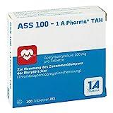 ASS 100 - 1 A Pharma TAH, 100 St
