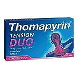 Thomapyrin TENSION DUO 400mg/100mg bei Kopfschmerzen 12 stk