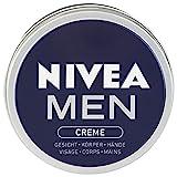 Nivea Men Hautcreme für Gesicht, Körper & Hände, pflegende Feuchtigkeitscreme mit frisch-maskulinem Duft, 150ml